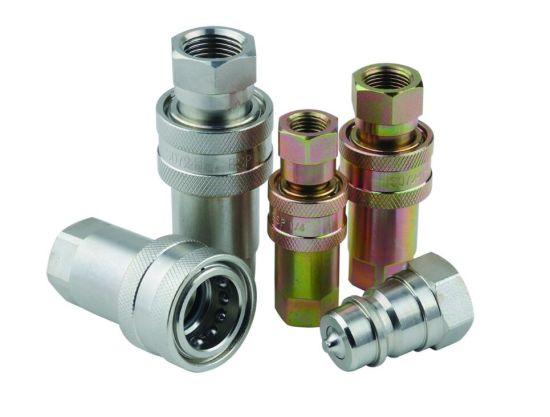 Hydraulic Oil Quick Coupling
