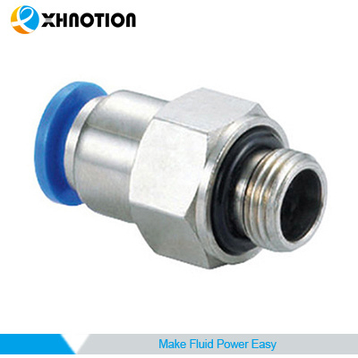 Pneumatic Push in Fitting Check Valve Bsp Thread