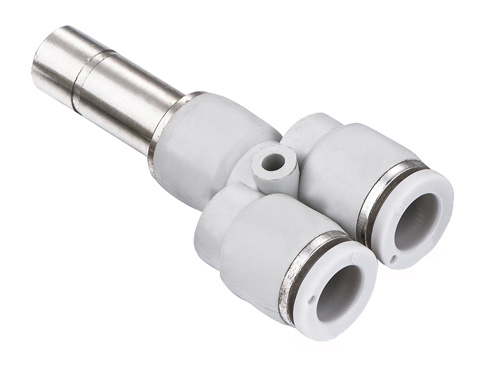 Plug in Y Plastic Push in Fitting Manufacturer