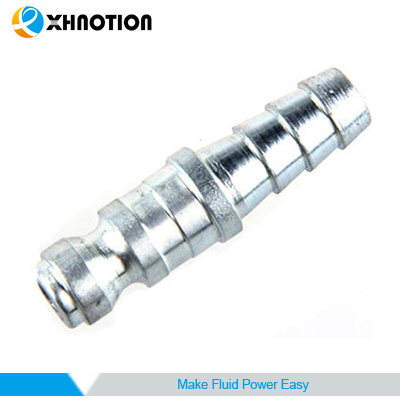 Automotive Type Coupler Barb Plug Quick Coupling 6.35mm 8mm 10mm