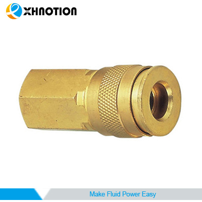 "Quick Connector Quick Coupling Female Socket 1/4""NPT"