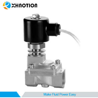 Xlb High and Low Temperature Solenoid Control Valve