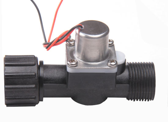 Bi-Stable Solenoid Valve for Water