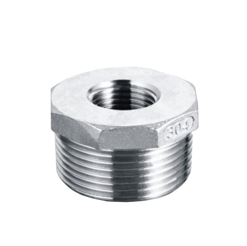 Stainless Steel Hex Plug Pipe Fitting