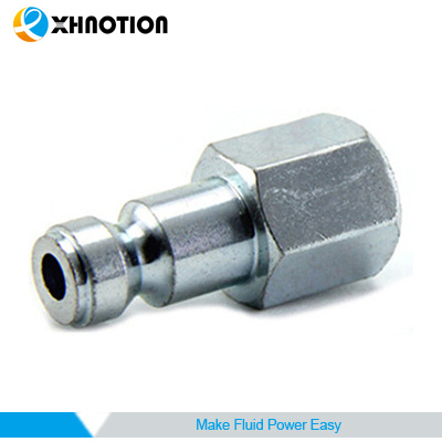 Xhnotion Adapter Quick Coupler Female Plug Ball-Locking Mechanism