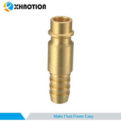 Brass Quick Coupling Quick Fitting Barb Plug
