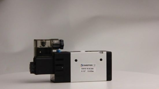 Pneumatic Directional Solenoid Valve Supplier