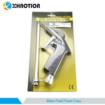 Xhnotion Pneumatic Air Duster Blow Gun with 100mm Nozzle