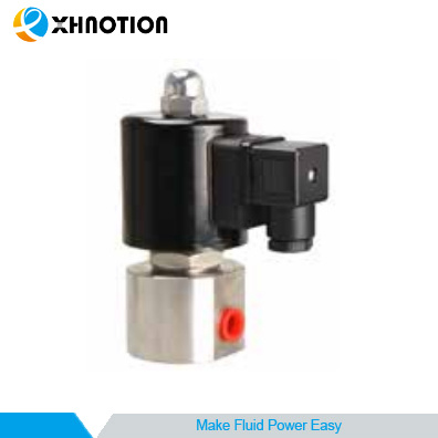 Xsg Series 800 Bar Super High Pressure Solenoid Valve with Quick Switch