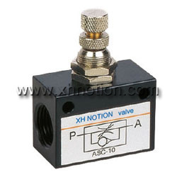 High Precision Flow Control Valve