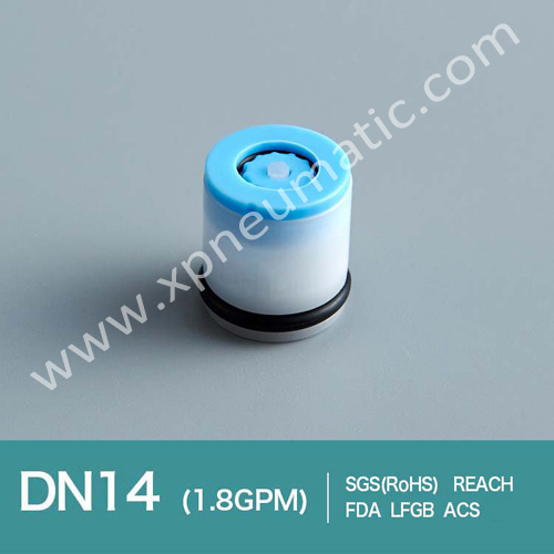 Plastic Non Return Check Valve Cartridge Dn15