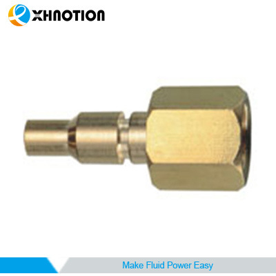 Eg2 Series- Brass Materia Lfemale Plug Quick Coupler