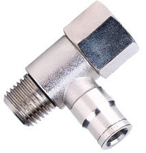 Brass Pneumatic Quick Release Tube Fittings