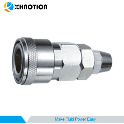 Xhnotion Quick Coupler Air Hose Socket Nut for Hose