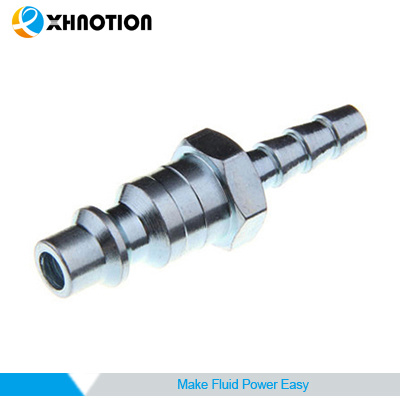Xhnotion Stainless Steel Barb Plug 6.35mm