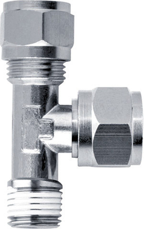 High Pressure Pneumatic Compression Fittings