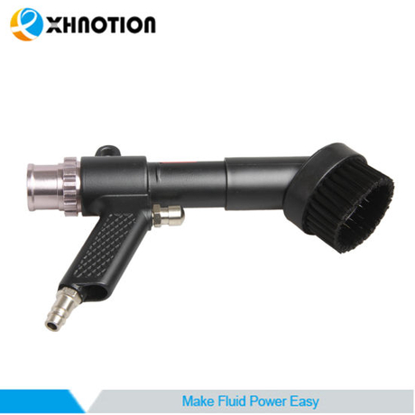 China Supplier Plastic Hand Tool Brush Dust Cleaner Gun Air Blowing Gun