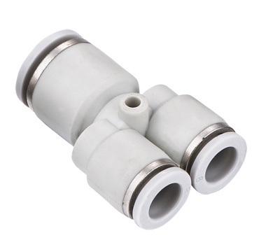 Y Reducer Push in Fitting Manufacturer