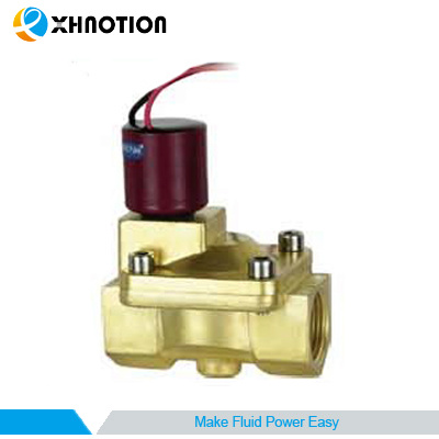 Xhnotion Self-Holding Battery-Control Latching Solenoid Valve for Water and Air