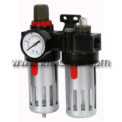 Two Combination Pneumatic Air Preparation