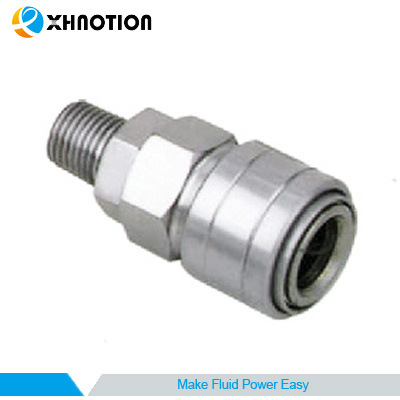 Xhnotion Auto-Locking Quick Coupler Male Socket