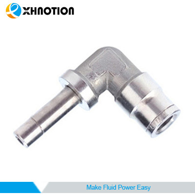 Xhnotion Push-to-Connect Fitting Plug-in Reducer Elbow